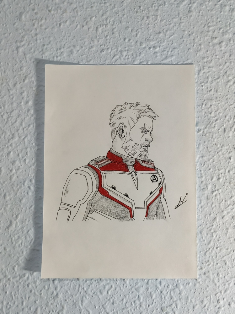 Thor by Nereaaj